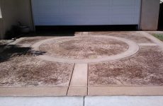 Stamped Driveway Concrete Contractor San Diego, Decorative Concrete Company San Diego Ca