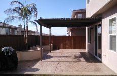 Stamped Patio Concrete Contractor San Diego, Decorative Concrete Patio Contractors